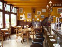 Cafe Scharrebier interieur bar